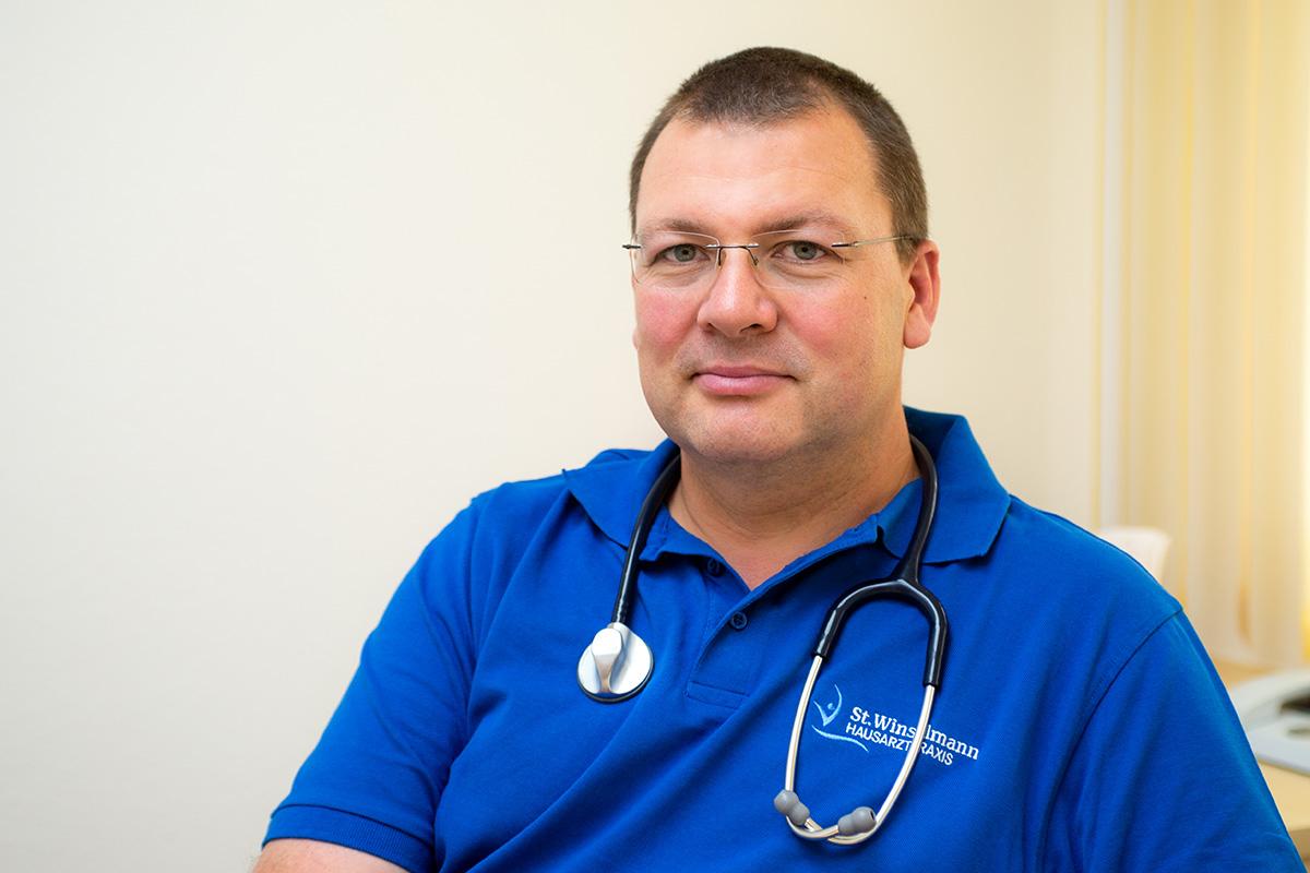 Arzt Winselmann